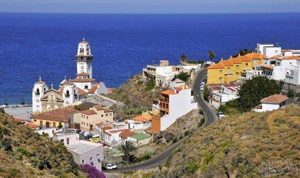 لاس بالماس الإسبانية المدينة المثالية لتمضية أجمل شهر عسل Tenerife Affordable Vacation Destinations Beautiful Places To Travel
