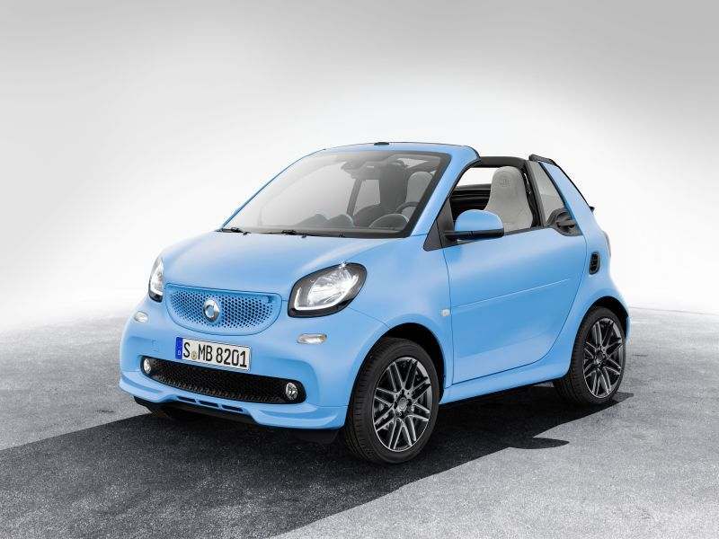 Smart Fortwo Iii Cabrio All Technical Data Full Car Specifications And Details For Free Use Image Gallery Available Too