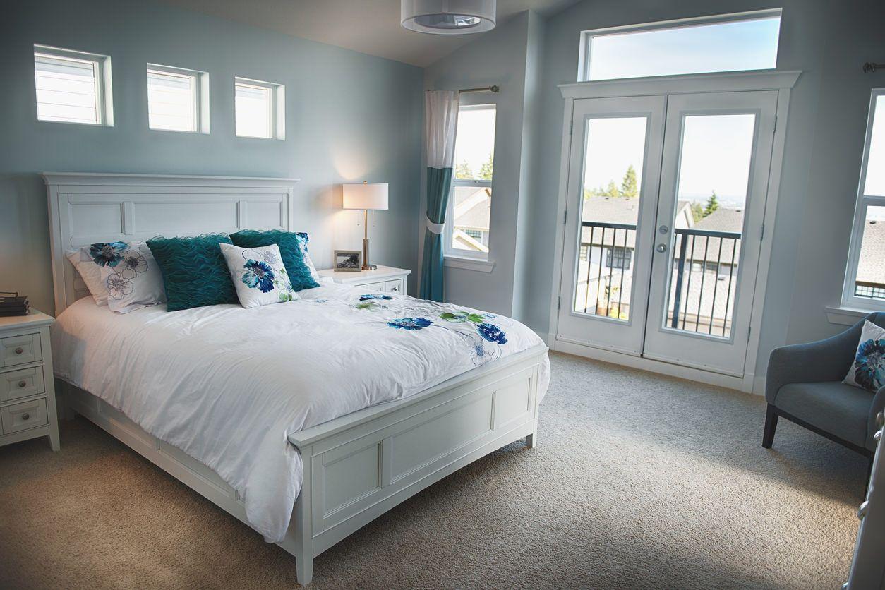 101 Custom Master Bedroom Design Ideas Photos French Doors Bedroom Master Bedroom Design Blue Rooms