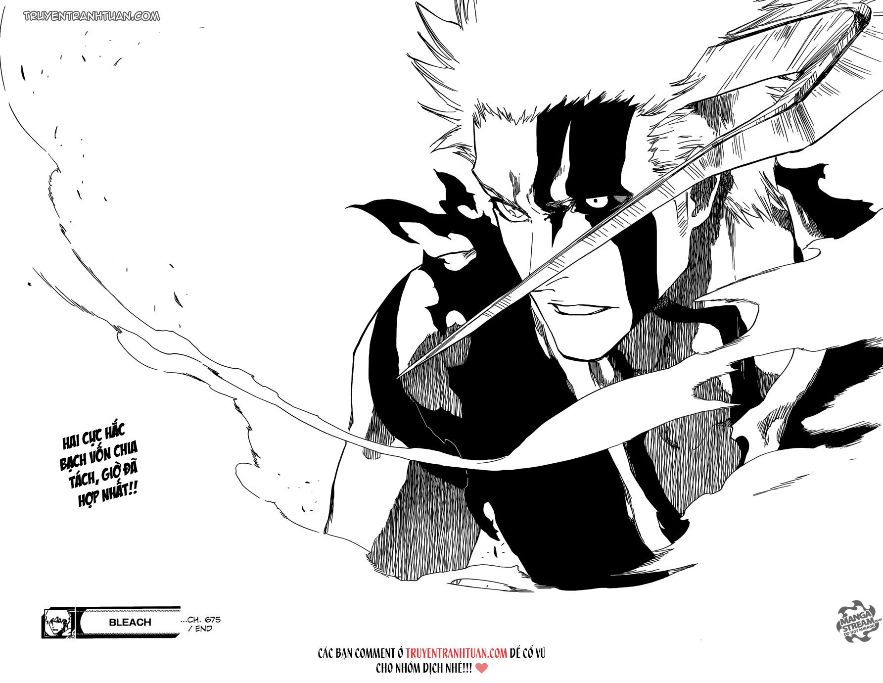 bleach 106 vf