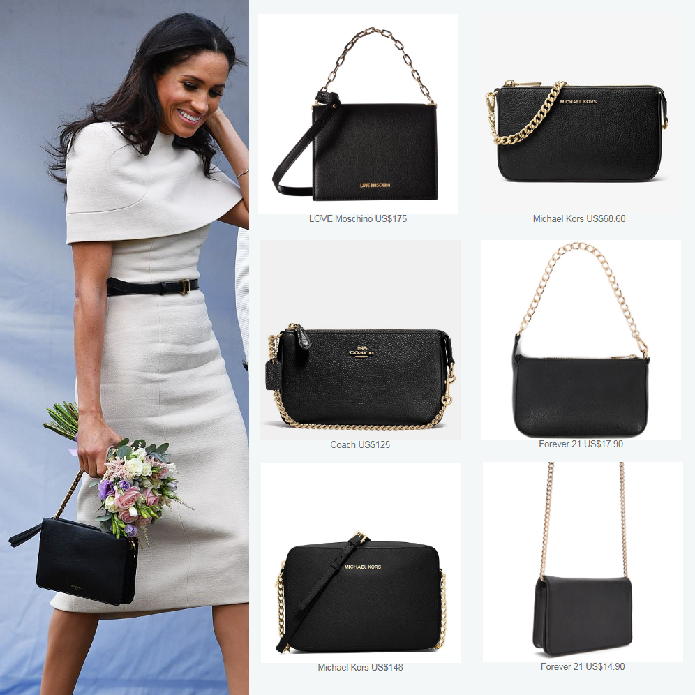Mimic Meghan Markle with these style steals of Her Givenchy bag! Click to  shop 43f0505c70079