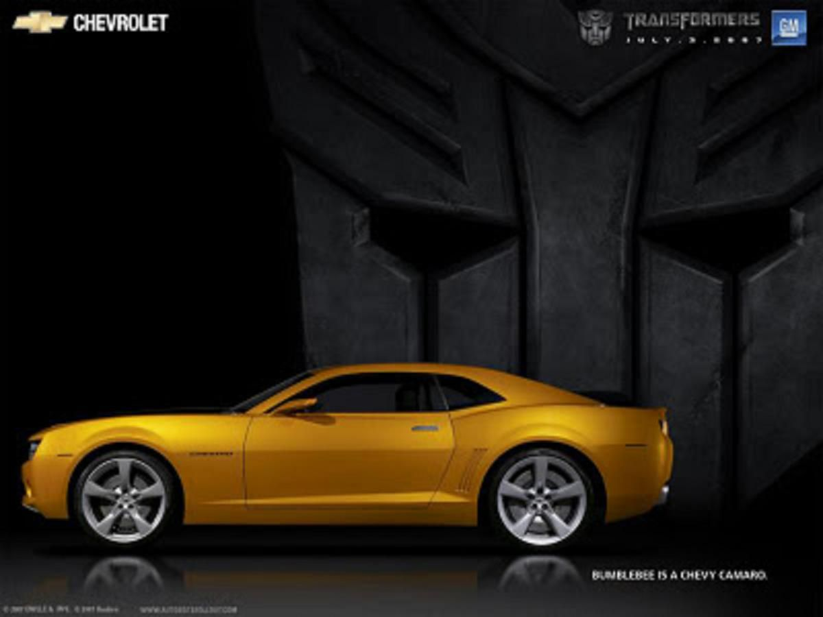 Lovely Cars · Bumblebee Camaro Good Ideas