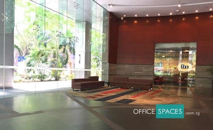 Samsung Hub Serviced Office | Office Spaces