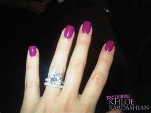 I love this ring. Nice size and tasteful.