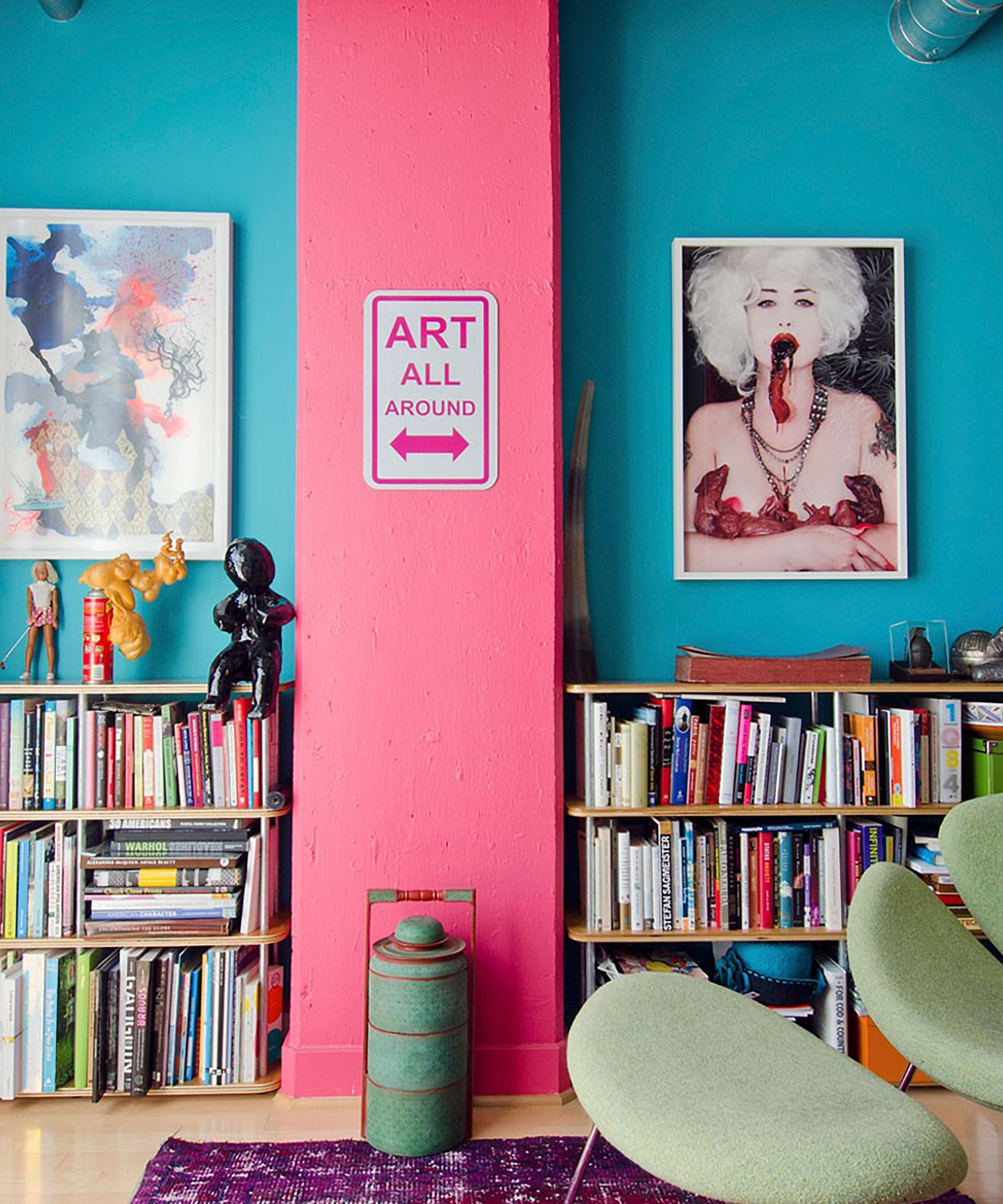 6 Small-Space Decorating Rules You Should\'ve Broken Yesterday ...