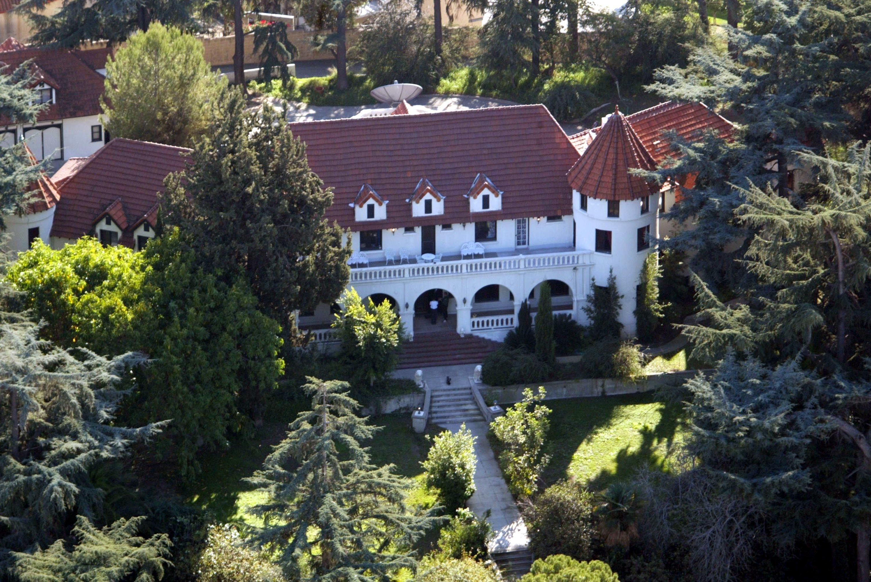 Phil Spector S Infamous Pyrenees Castle Estate Is On The Market