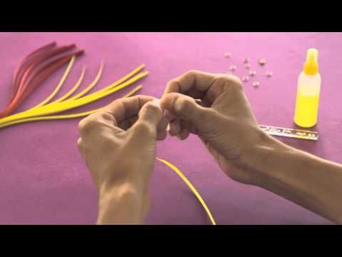 Paper quilling jewellery do it yourself kit from toykraft paper quilling jewellery do it yourself kit from toykraft youtube solutioingenieria Image collections