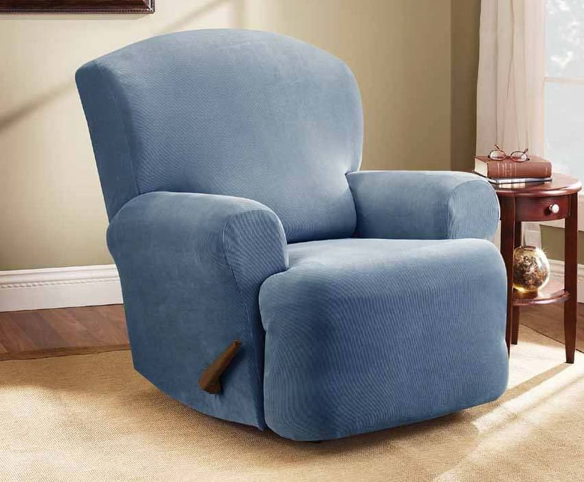 Etonnant Right Buy   Sure Fit Stretch Recliner Chair Cover, $97.00 (http://
