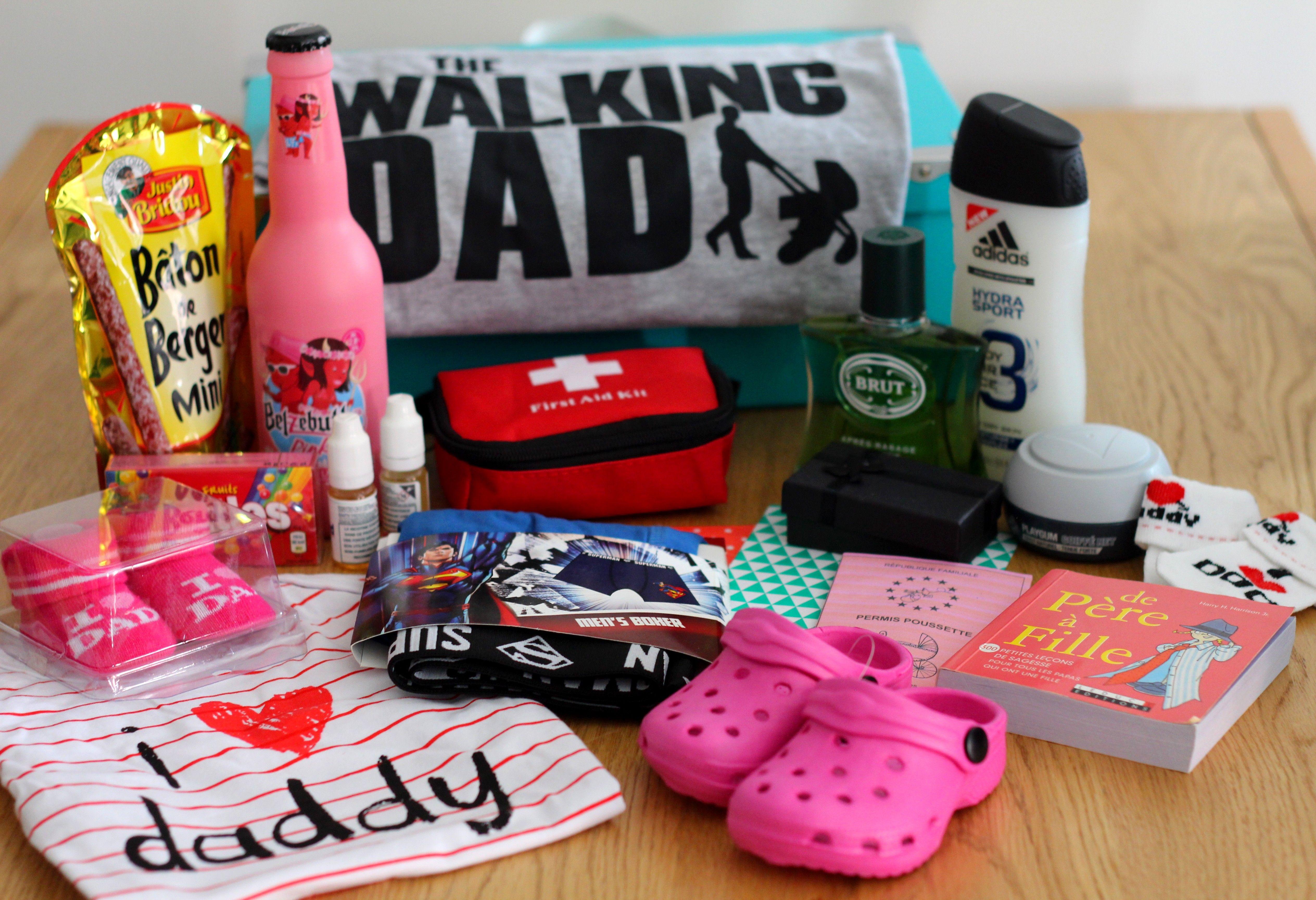 Ma boite à Papa  #boiteapapa #daddybox