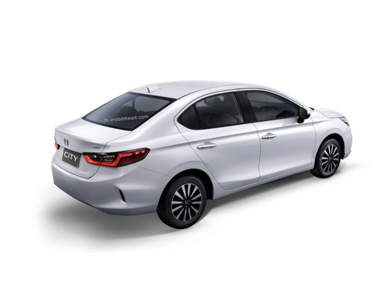 2020 Honda City India Launch Next Year Mobil