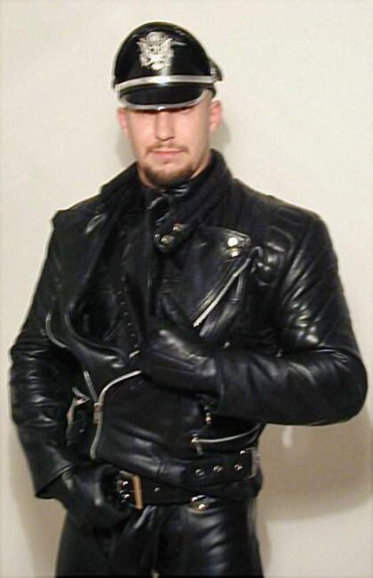from Hassan pictures gay leathermen
