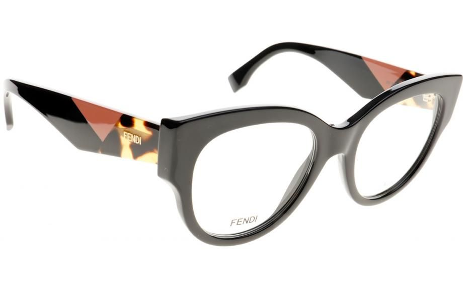6ae772d13fe Fendi Facets FF0271 807 50 Glasses - Free Shipping