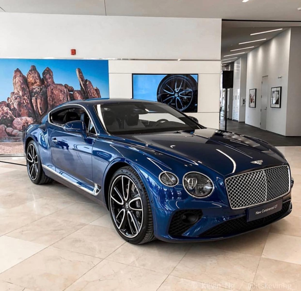 Bentley Continental GT 2019, Superbe...
