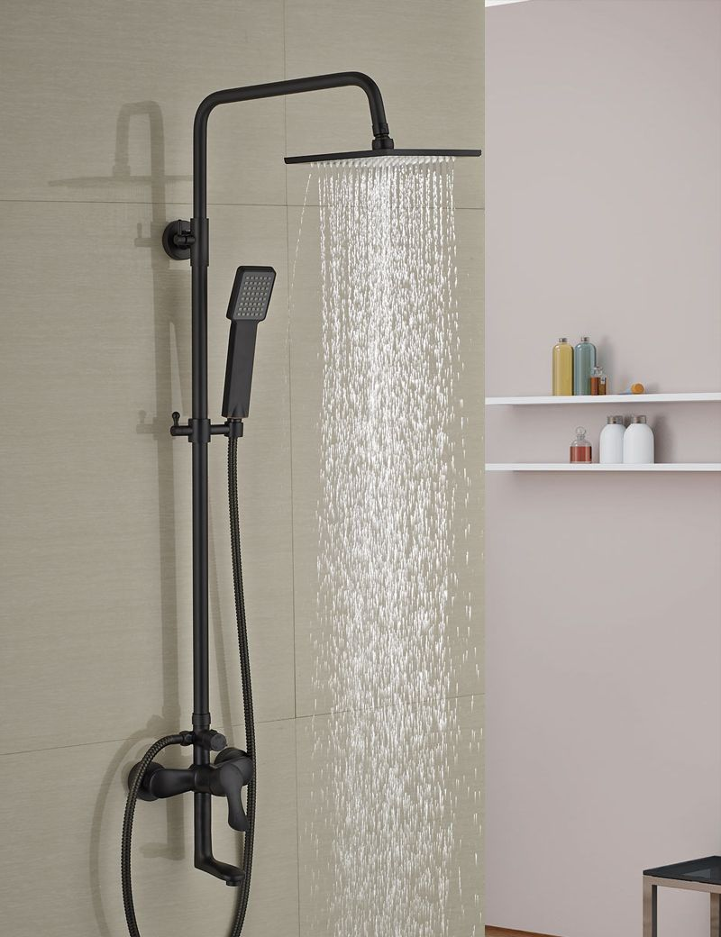 Popular Bronze Rain Shower Head Buy Cheap Bronze Rain Shower Head