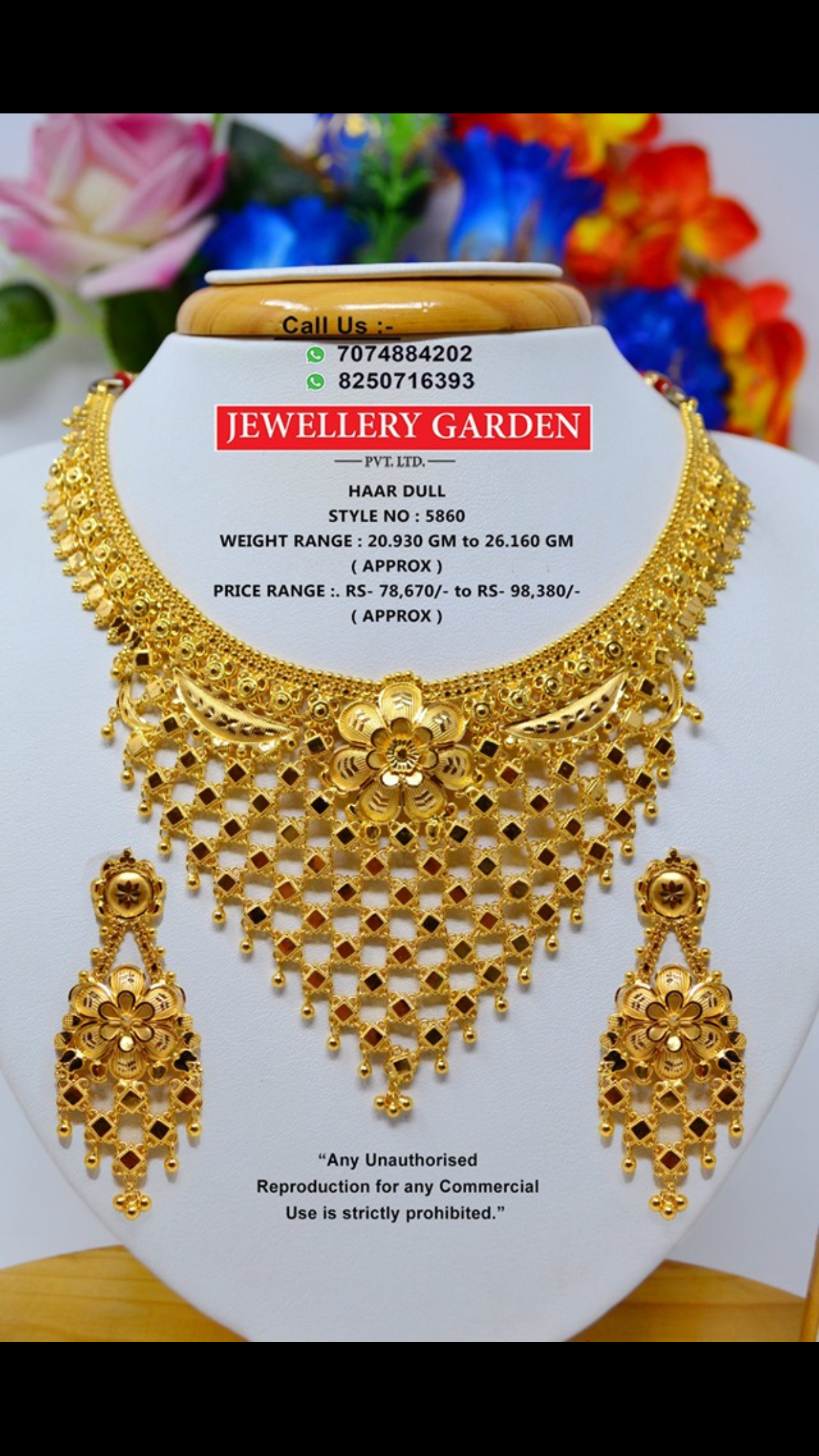 Pin By Sanchita Roy On Gold Gold Bridal Necklace Gold Necklace Designs Bridal Gold Jewellery Designs