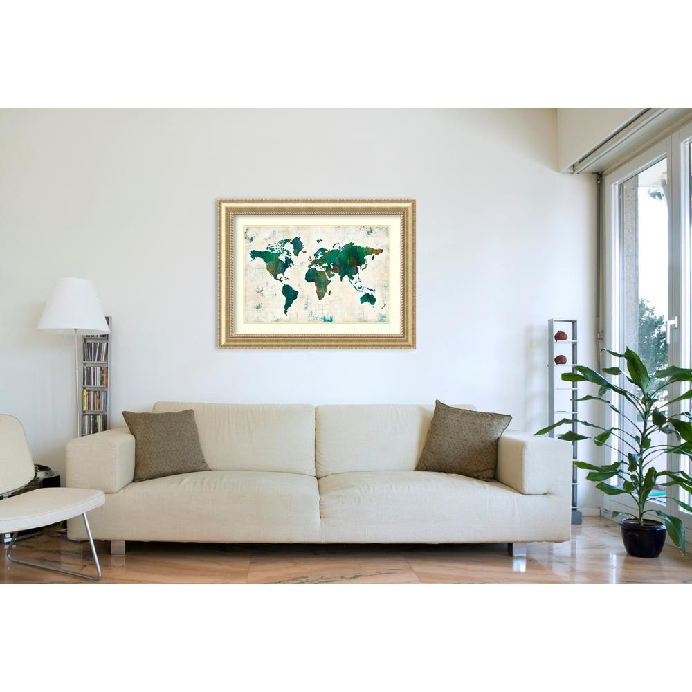 49 in w x 37 in h discover the world map by melissa averinos h discover the world map gumiabroncs Gallery