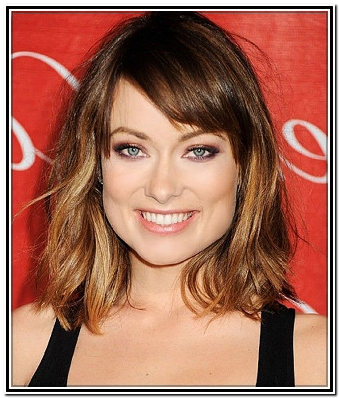 Short Hairstyles For Thick Hair And Long Face 2017 Google Search