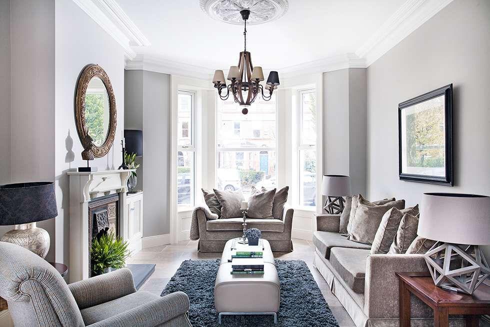 victorian living room renovation Google Search
