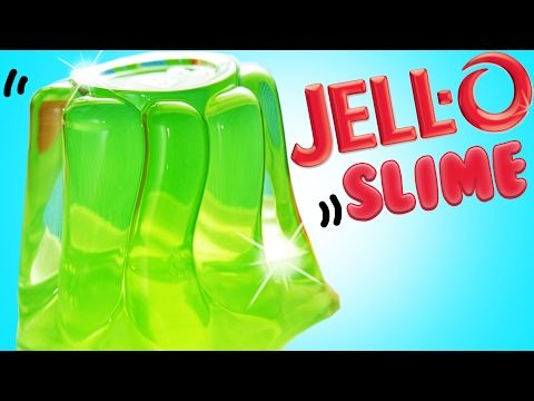 how to make super jiggly slime