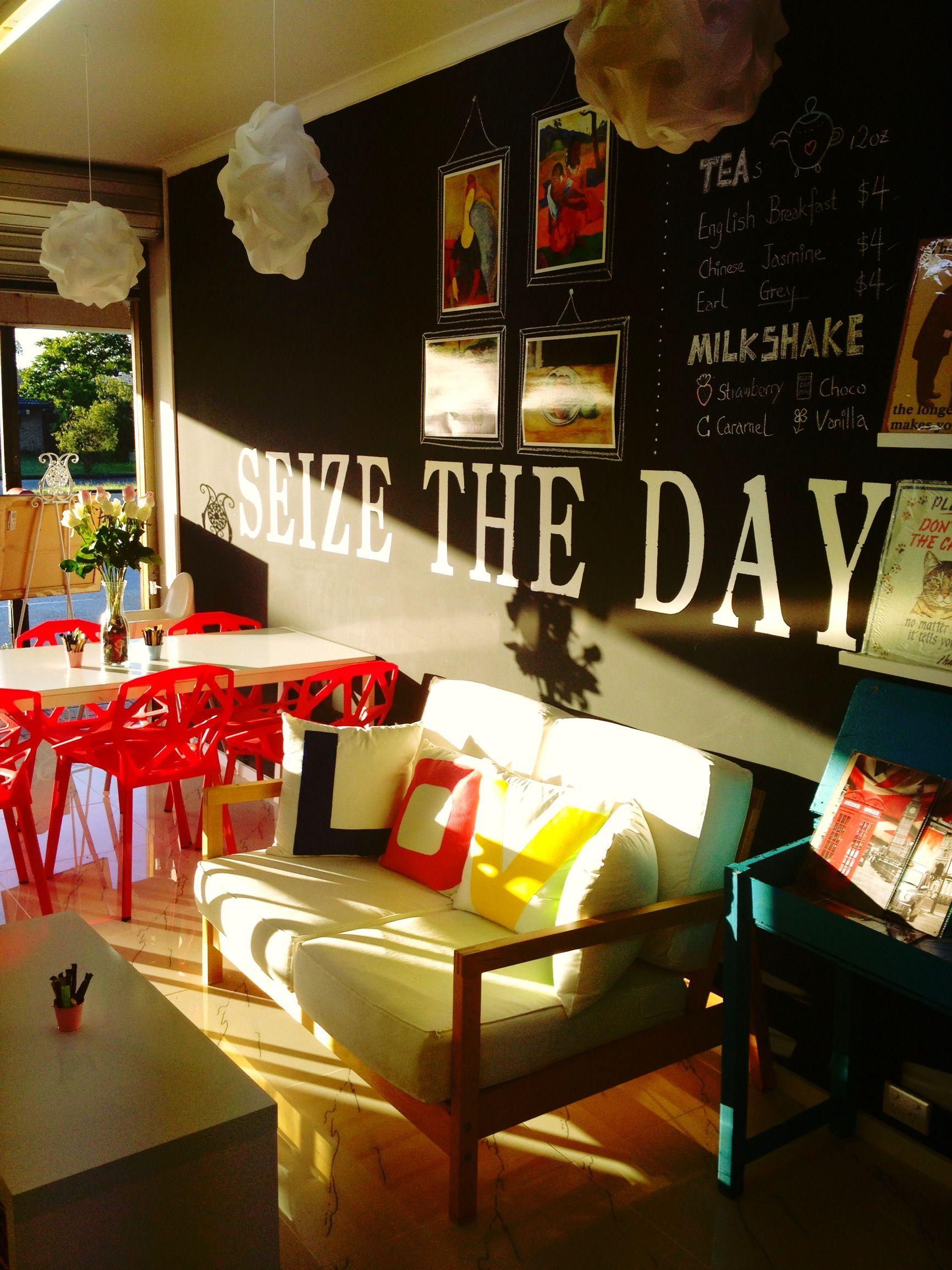 Coffee shop in Brisbane   Coffee shop, Day l, Decor