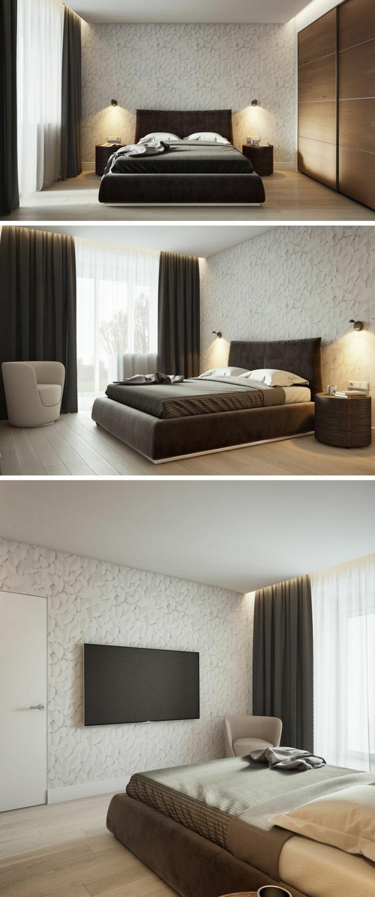 Interior Design Haus 2018 Modernes Apartment in Moskau, von Buro 108 ...