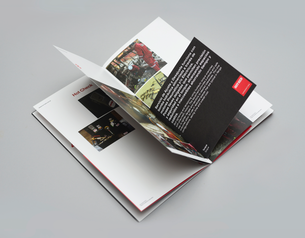 HotHed Argentina Corporate Brochure By Hachetresele Studio Via
