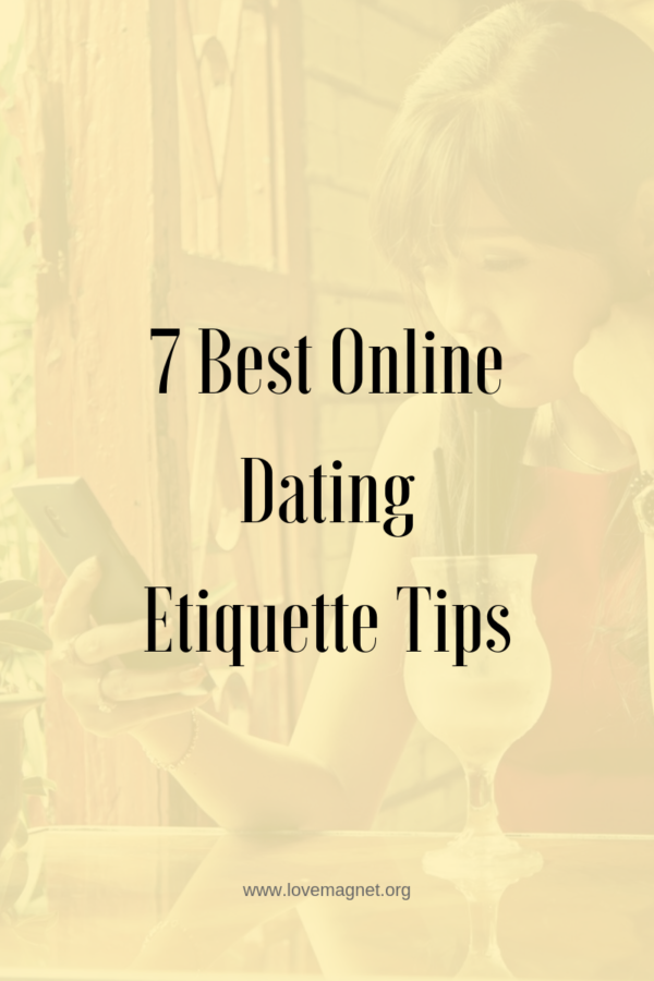 Being sure of your personal brand makes online dating much more.