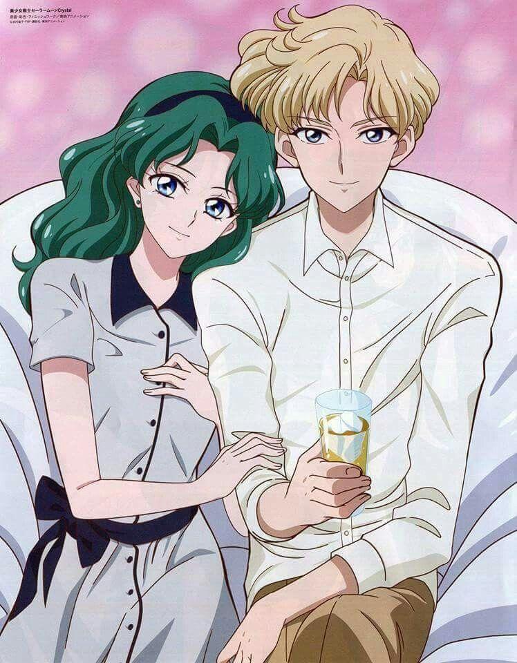 Haruka And Michiru Love These Two