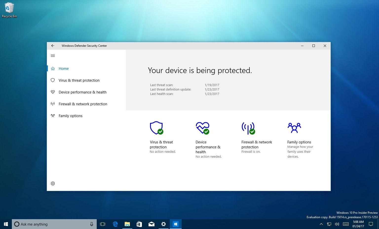 Pin By Pureinfotech On Windows 10 Windows Defender Defender