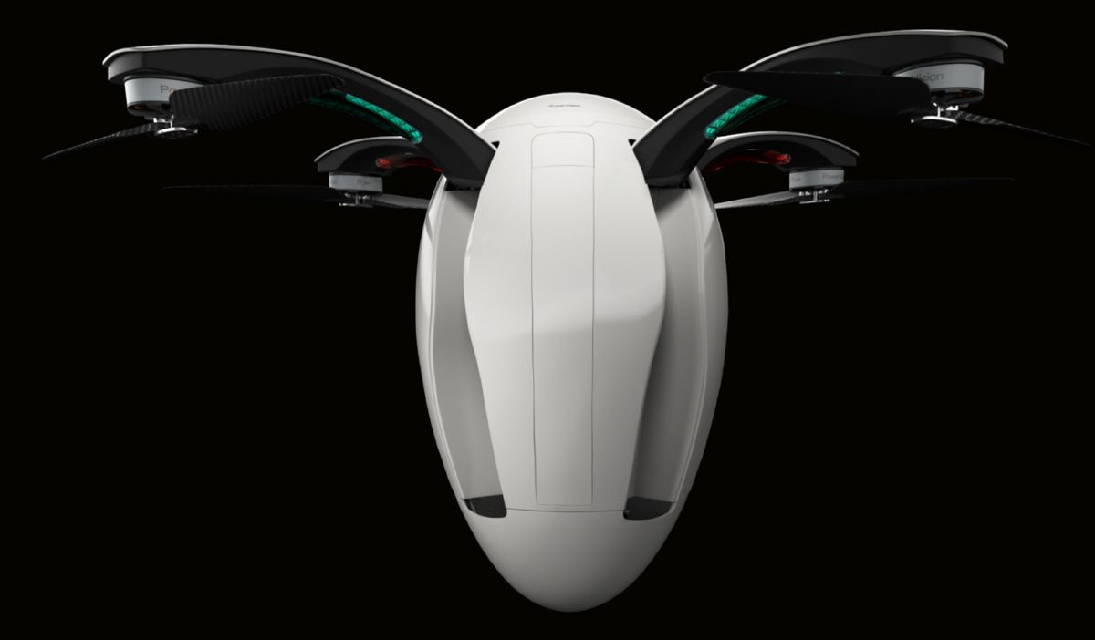 PowerVision Robot egg-shaped drone
