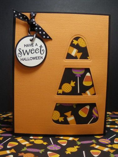 F4A138 Sweet Halloween by grannytranny - Cards and Paper Crafts at