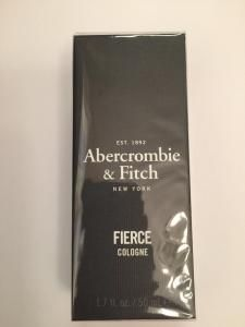 A&F Abercrombie Fierce Men Cologne 1.7 oz 50 ml new Spray by newfragrancehouse