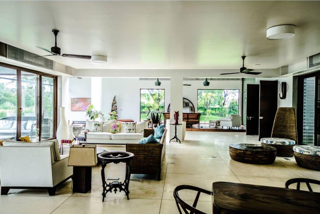 Comment Décorer mon Salon dans un Style Tropical? | homify ...