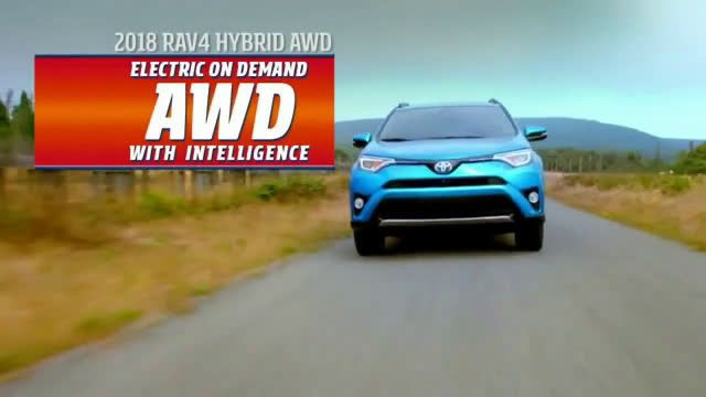 Toyota 2018 Rav4 Hybrid Redefining What A Can Be Ad Commercial On Tv