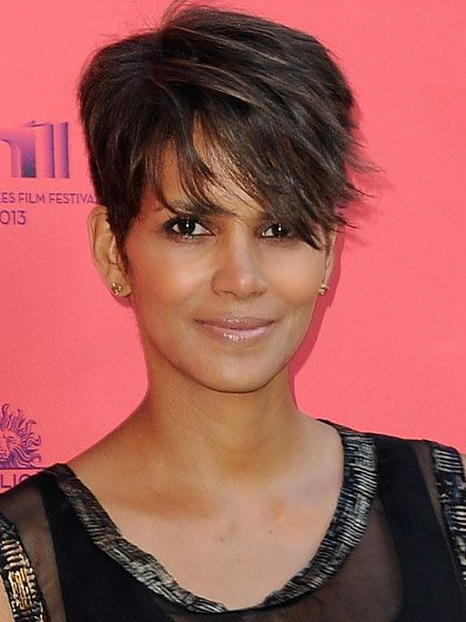 Wondrous The 6 Most Stylish Short Haircuts Audrey Tautou On The Side And Short Hairstyles For Black Women Fulllsitofus