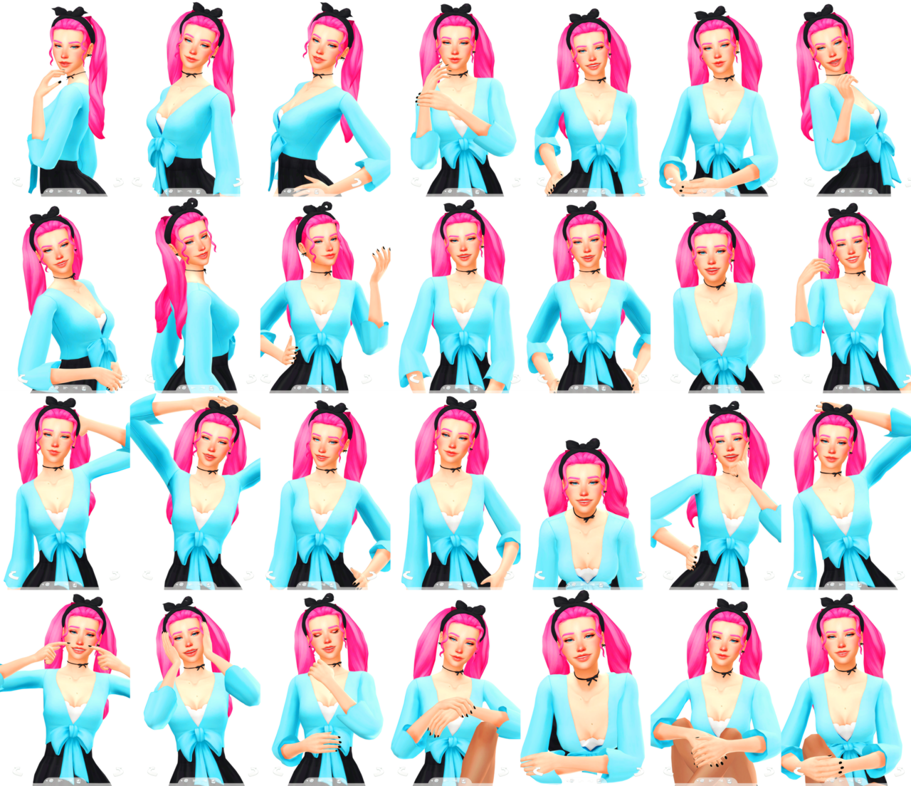 No Need To Spend A Fortune On These: Cute Poses No.1 : These Cute Smiling Poses Are Something I