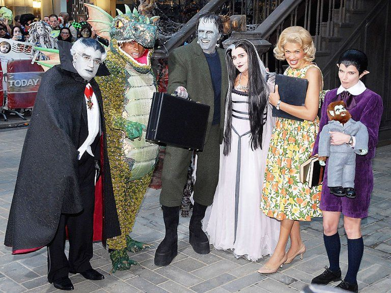 Today Show Cast Halloween 2020 The Today Show Crew's Greatest Halloween Costumes in 2020 | Today