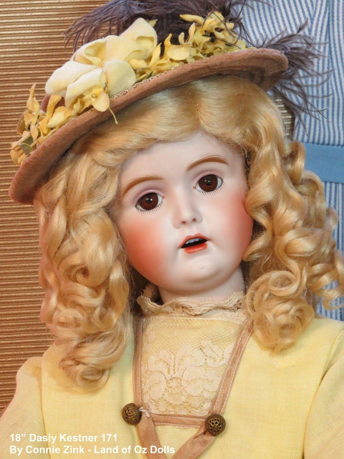 "Land of Oz Dolls: Kestner 171 ""Daisy"" Photo of the Day"
