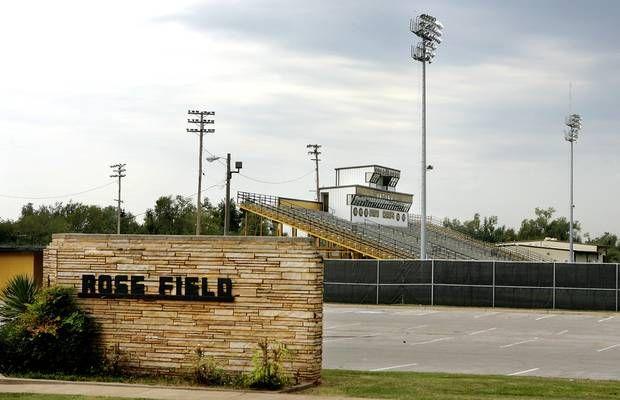 Oklahoma City Area High School Football Stadium Rankings No 9 Midwest City Midwest City Football Stadiums High School Football