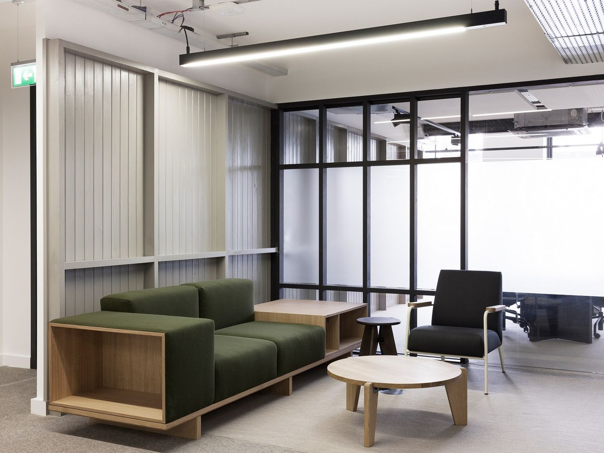 Office tour capco and bold rocket u london offices design