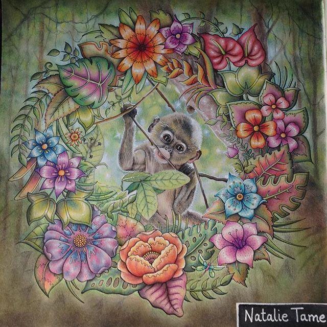 Magicaljungle Johannabasford Marcorenoir Monkey