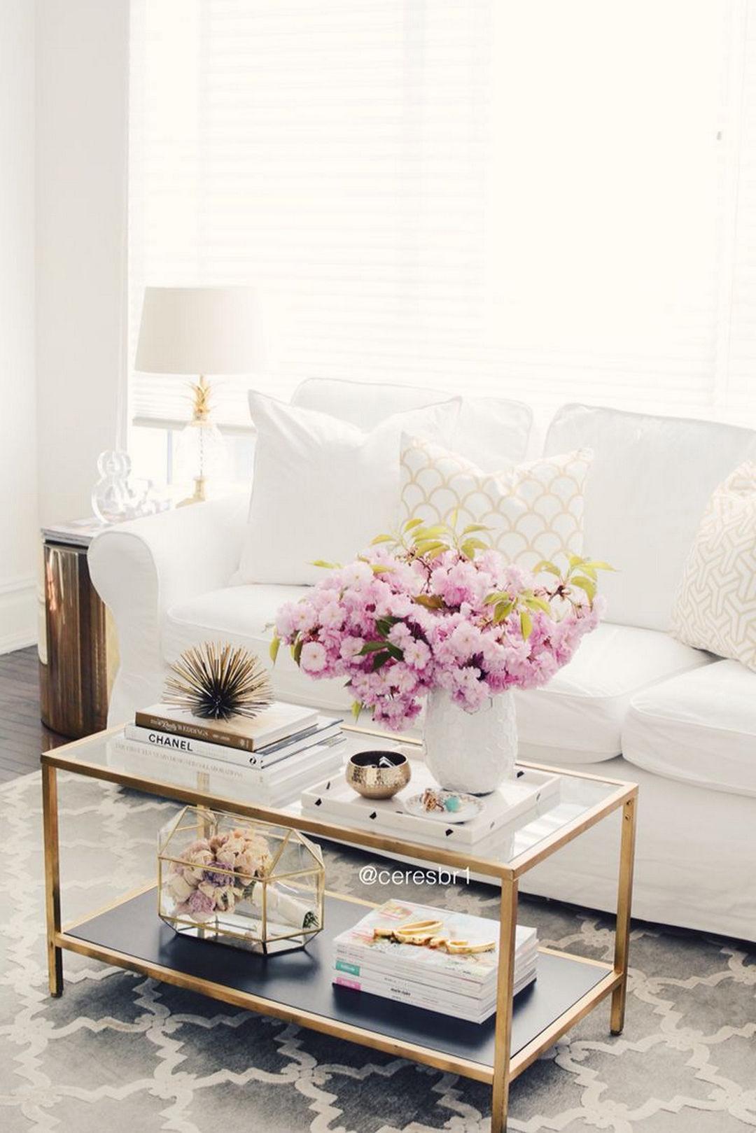 7 Home Decor Ideas For Your Living Room Coffe Table Decor Coffee Table Living Room Table [ 1619 x 1080 Pixel ]