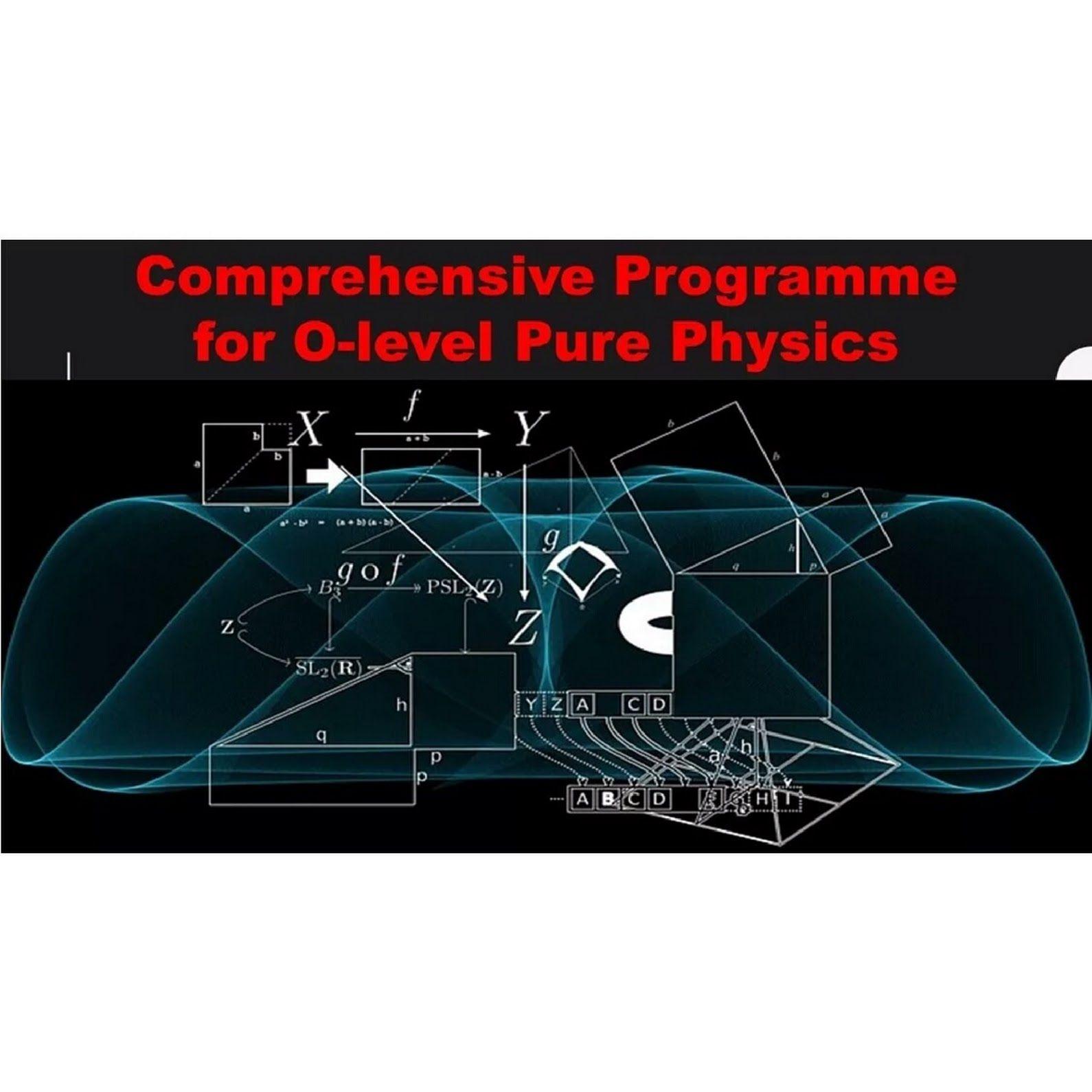 O Level Physics Tuition