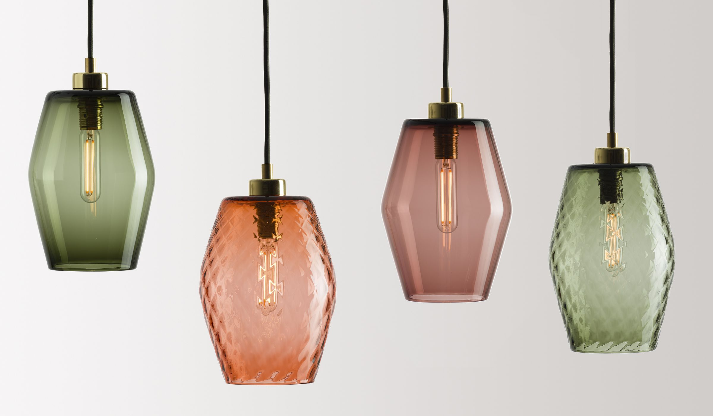 hand blown glass pendant lighting. Hand Blown Glass Pendant Lights - New Flask By Rothschild \u0026 Bickers For The Pick Lighting N