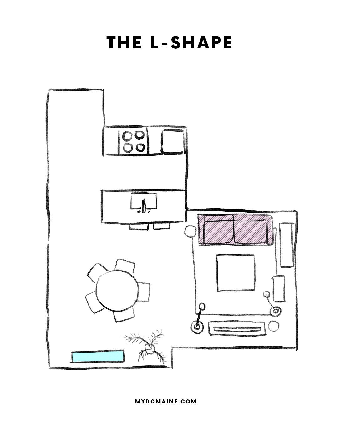 5 open floor plan ideas that will make you want to - Open floor plan furniture layout ideas ...