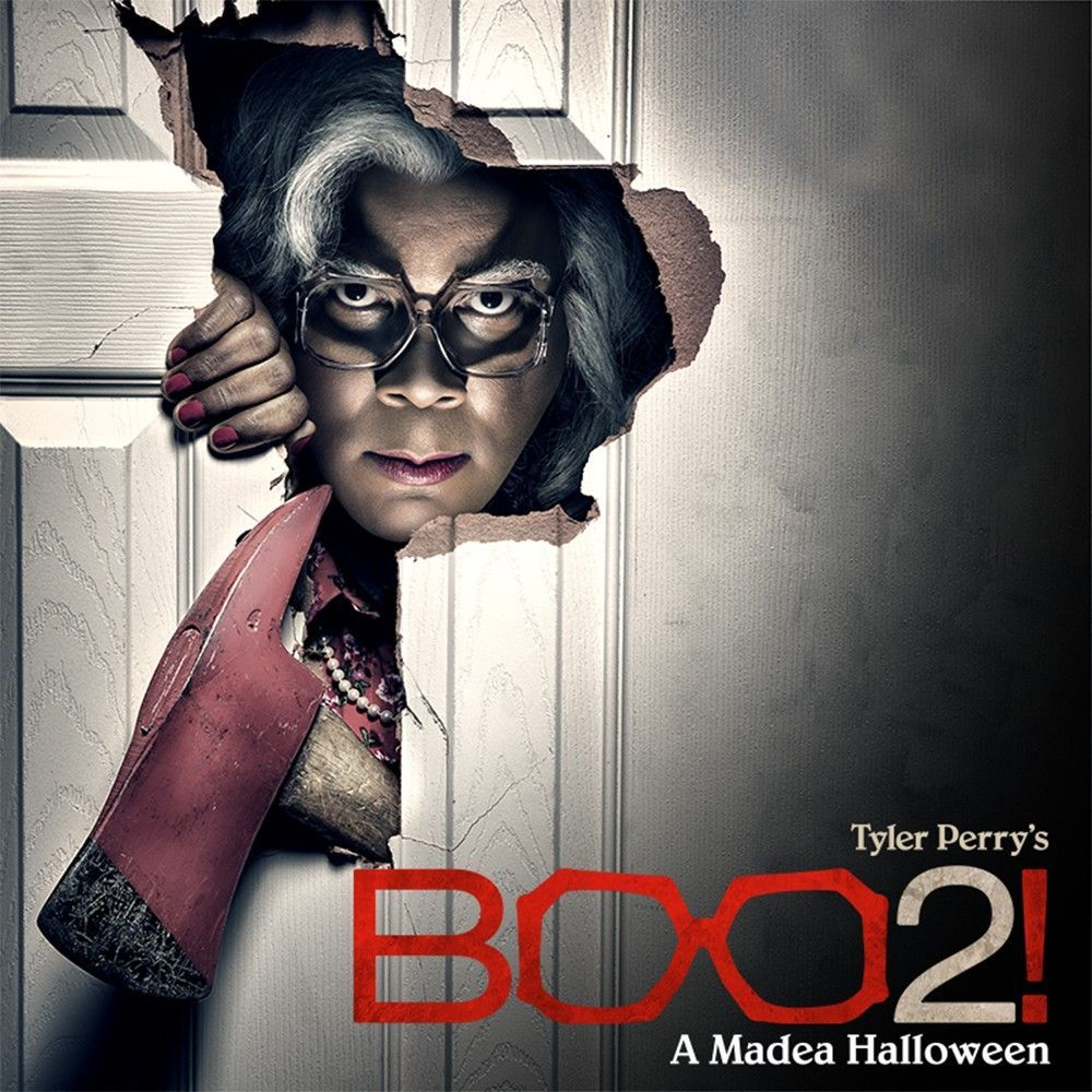 Tyler Perry's Boo 2! A Madea Halloween (Bluray + DVD