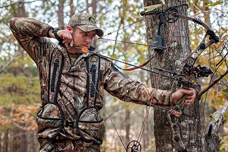 Best Treestand Safety Harness 2020 Reviews & Buyer's