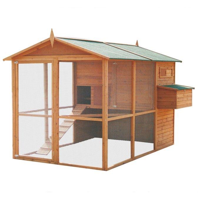 poulailler janz 1 abreuvoir et 1 mangeoire offert solde 479e loisir cr a gallineros et animales. Black Bedroom Furniture Sets. Home Design Ideas