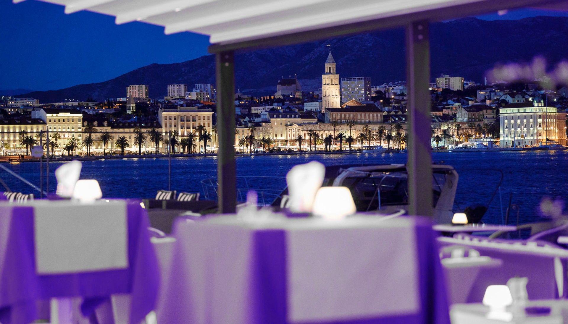 F De Mar Restaurant In Split Restaurant Trip Advisor Best Dining