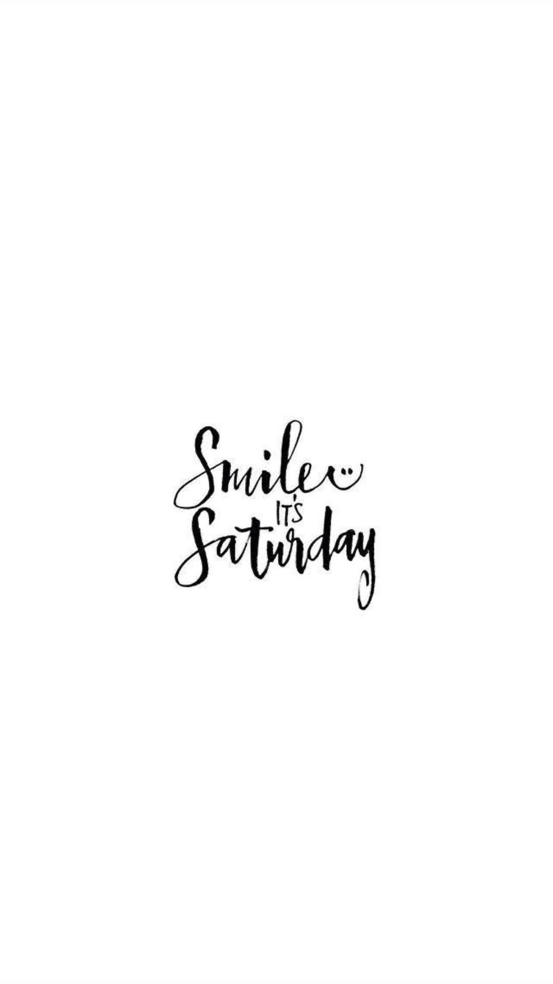 Saturday Vibes 💕